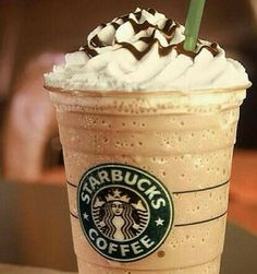 Starbucks...