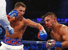 Chris Eubank Jnr is expected to sign a deal this week to fight the WBC, WBA, IBO and IBF world middleweight champion Gennady Golovkin in September in London. Kick Boxing, Ggg Boxing, Boxing Fight, Boxing Workout, David Lemieux, Chris Eubank, Triple G, Boxing Images, Gennady Golovkin