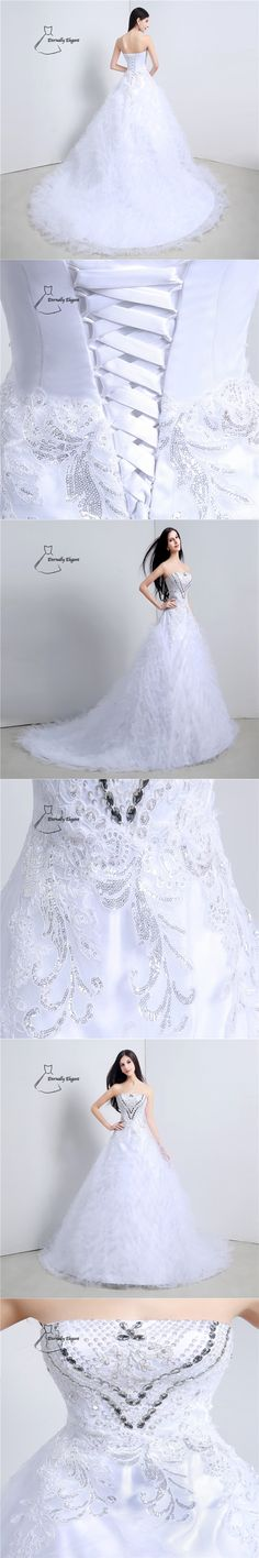 1a1d7567e9f iLoveWedding Ball Gown Camo Wedding Dresses Sleeveless Halter Lace Up Camouflage  Appliques Sequined Bridal Gowns Custom CA9