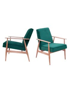 Fotel PRL, renowacja mebli, H. Lis, lisek, Lekka Furniture Lis, User Experience, Accent Chairs, Architecture, Furniture, Home Decor, Green Armchair, Chair, Upholstered Chairs