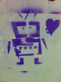 Graffiti Bot The River Graffiti Robots Street Art Stencils Robotics