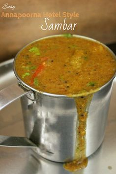 A collection of quick to put-together Sambar and Chutneys recipes that pair up very well South Indian Tiffin varieties Veg Recipes, Curry Recipes, Indian Food Recipes, Vegetarian Recipes, Cooking Recipes, Ethnic Recipes, Recipies, Gujarati Recipes, Sambhar Recipe