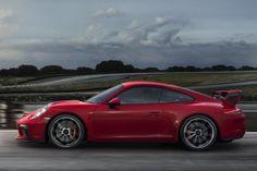 Porsche 911 GT3 Coupé foto's - Auto foto's op AutoWeek.nl
