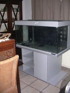 Aquarium percula de +/- 420 litres et son meuble aquamedic