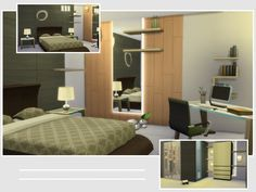 Phenix house by Philo at TSR image 2149 Sims 4 Updates
