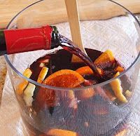 This was SO easy and SO tasty! I got so many compliments at our party. The Recipe Girl: Easy Red Wine Sangria Recipe