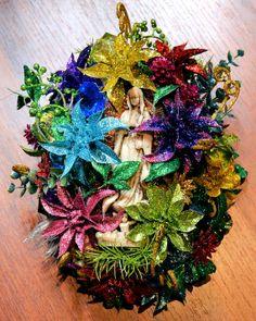 Virgin Mary's Acid Trip