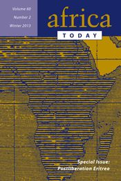 Special issue of the journal #Africa Today, Volume 60.2   IU Press Blog