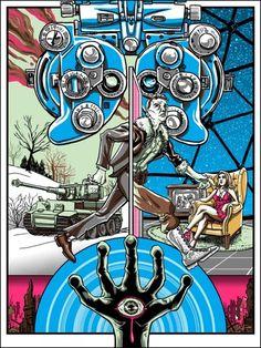 Vonnegut - Slaughter-House Five.