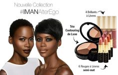 IMAN Cosmetics lance sa nouvelle collection Makeup Alter Ego #Beauty #Love https://www.obsessionluxe.com/2016/03/07/iman-cosmetics-lance-nouvelle-collection-makeup-alter-ego/