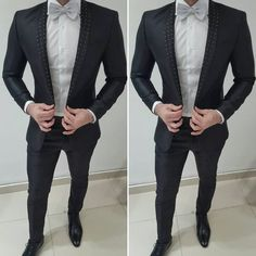 Dress Suits, Men Dress, Mens Fashion Suits, Fashion Outfits, Look Man, Moda Chic, Smart Outfit, Gq Style, Elegant Man