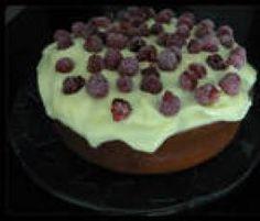 Recipe White chocolate mudcake with raspberries by alli2510 - Recipe of category Baking - sweet