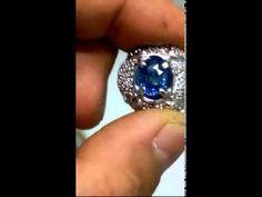 Blue Sapphire Srilanka - Indah Mulia Gemstone