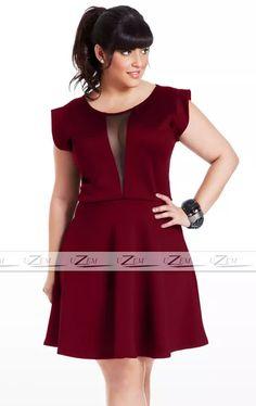 Vestido Plus Size Casuais Ou Festa S/renda Roupas Femininas - R$ 159,90 no MercadoLivre
