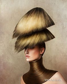 Hairdresser of the Year Finalist.... ok, yeah totally want this done to my hair... heading to the salon right NOW!