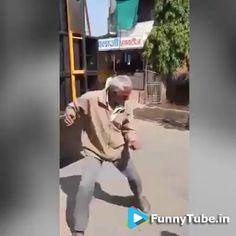Funny Break Dance By Old Indian Man - https://funnytube.in/funny-break-dance-by-old-indian-man/