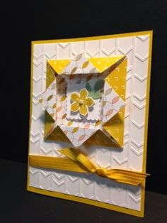 754 best different folds for cards images on pinterest in 2018 petite petals shadow box technique fun fold cardsfolded m4hsunfo