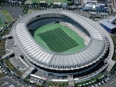 Where To Go: Complete Guide to Japan's Venues for Rugby World Cup 2019 Rugby World Cup, Fifa World Cup, Fc Tokyo, Tokyo Japan, Nagoya Grampus, Nakagin Capsule Tower, Watch Rugby, Sport Park, Sports Complex