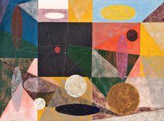 Milan Mrkusich - Painting 1, '50 New Zealand Art, Milan, Modernism, Abstract, Painting, Artists, Models, Google Search, Design