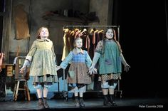 Orphans pinafores - Great for Oliver or Annie productions this spring