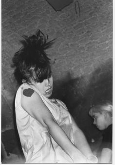 """Kathleen Hanna (born November is an American musician, feminist activist, and punk zine writer."