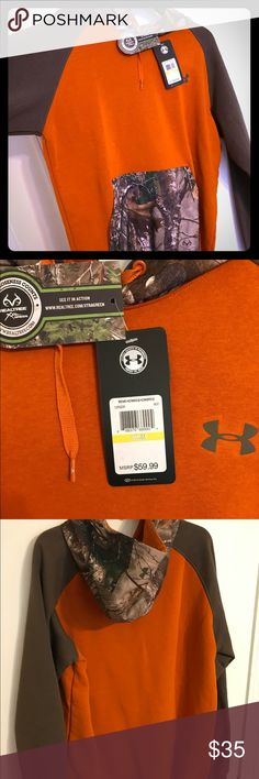Under armor hoodie new nwt, Under armor new nwt, nice hoodie Under Armour Shirts Sweatshirts & Hoodies