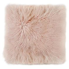 LUXE LOVER Mongolian Sheepskin Cushion BLUSH. For more information Please take a moment to visit our website : https://www.rawluxeinteriors.com/