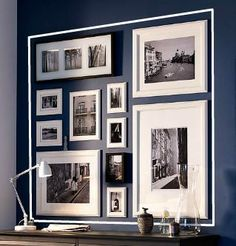 Tips for hanging frames & pictures.
