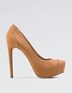 Moda: Zapatos de moda Bershka