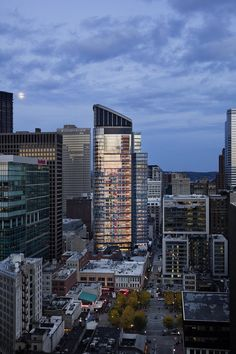 The Tower at PNC Plaza,Courtesy of Gensler - Connie Zhou