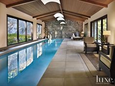 Dive In: 10 Delightful Pools | LUXE Source