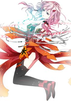 Guilty Crown, Inori Yuzuriha