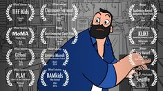 'Papa' is an award-winning short animated film wherein an eccentric inventor realises he's not a good father to his daughter. Shot Film, Film D'animation, Animation Stop Motion, Animation Film, Animation Reference, Couple Style, Colin O'donoghue, Inspirational Videos For Students, Character Concept