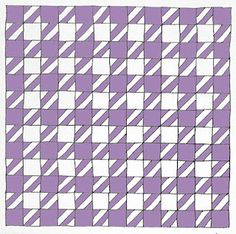 Houndstooth tutorial