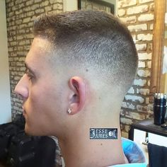 Photo from cutsbyjessejames Men's Haircuts, Men's Hairstyles, Haircuts For Men, Flat Top Haircut, Fade Haircut, Hair Tips, Hair Hacks, Fade Cut, Classic Haircut