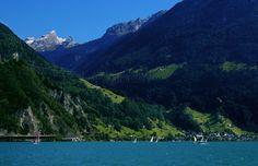 Lago Vierwaldstätter - Beckenried