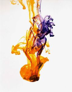 Ink in water photography Ink In Water, Water Art, Water Photography, Color Photography, Colourful Photography, Water Background, Colored Smoke, Ink Painting, Dark Art