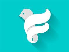 Bird Logo - iOS App Logo