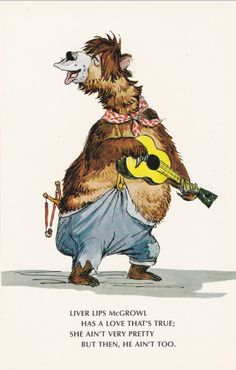 Country Bear Jamboree cards by Disney legend, Marc Davis. Old Disney, Cute Disney, Disney Stuff, Disney World Magic Kingdom, Disney Magic, Hare Pictures, Marc Davis, Disney Fun Facts, Country Bears