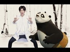 LuHan鹿晗_Deep/海底_Music Video(Kung Fu Panda3 Official Promotion Song) - YouTube