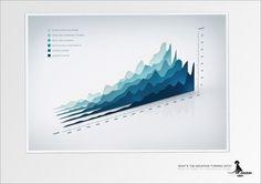 #data #infographic #information #design #designthinking #organize #beautiful 3D infographic