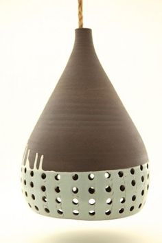 Lamps : Heather Levine Ceramics
