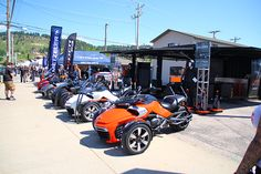 Can-Am  www.sturgismotorcyclerally.com
