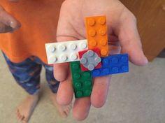 Lego figit spinner