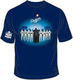 Must make sure to go to Dodgers Star Wars game in August