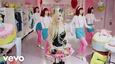 """Download the """"Avril Lavigne"""" album here: http://smarturl.it/avril-lavigne Spotify: http://open.spotify.com/track/40NOI5V57KUAxMhGxXFNXH Follow Avril: http://..."""