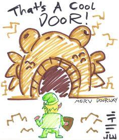 This doorway needs n