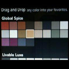 House color palette!!!