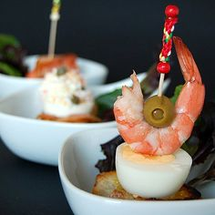 Lovely Prawn Tapas....via Spanish Recipes...