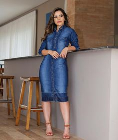 Love jean dress retro love dresses and skirts ,overall jeandress. Cheap Party Dresses, Designer Party Dresses, Party Dresses Online, Autumn Fashion Curvy, Autumn Fashion For Teens, Sexy Outfits, Stylish Outfits, Fashion Outfits, Denim Skirt Outfits